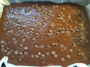 brownie med melkesjokoladebiter2